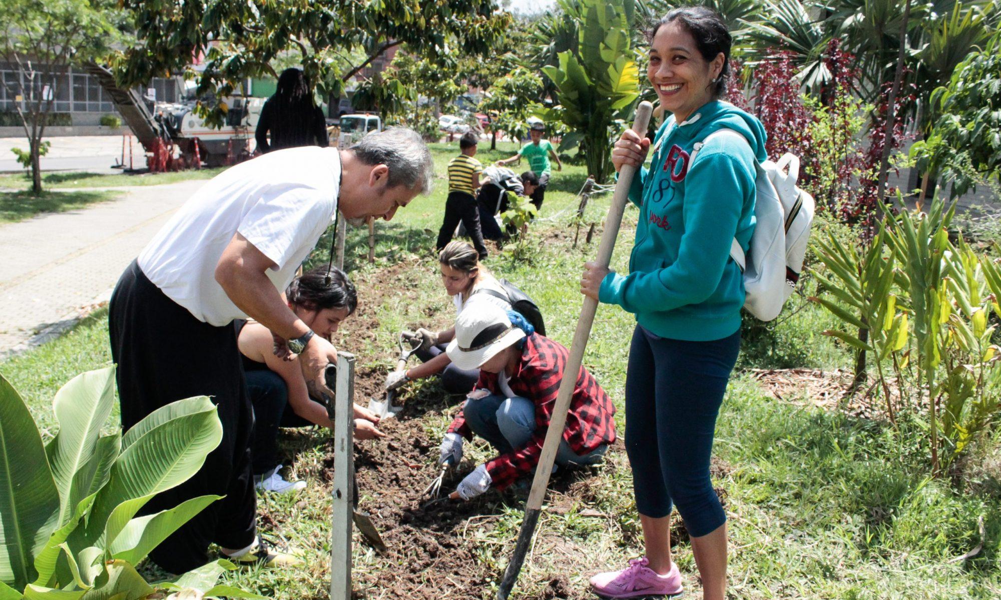 Red de Huerteros Medellín