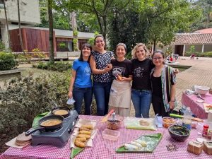 Grupo segunda cocinada colectiva